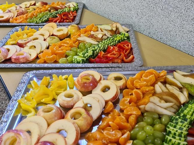 EU-Schulprogramm für Obst, Gemüse und Milch